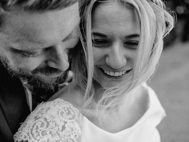 Il matrimonio di Dogue e Katie a Volterra, Pisa 74