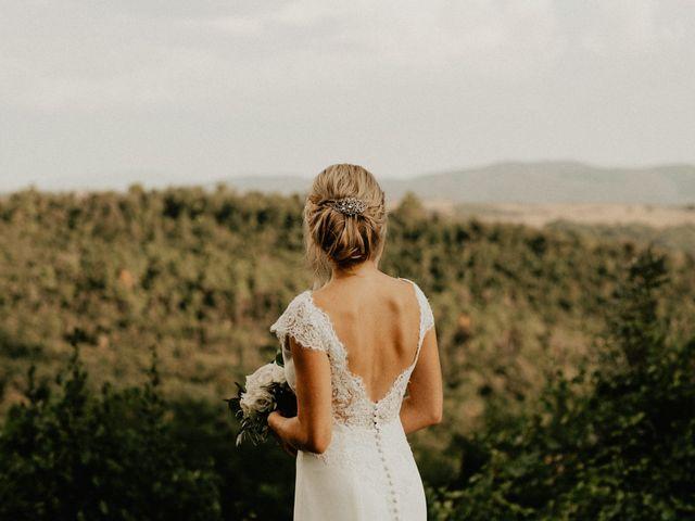 Il matrimonio di Dogue e Katie a Volterra, Pisa 78