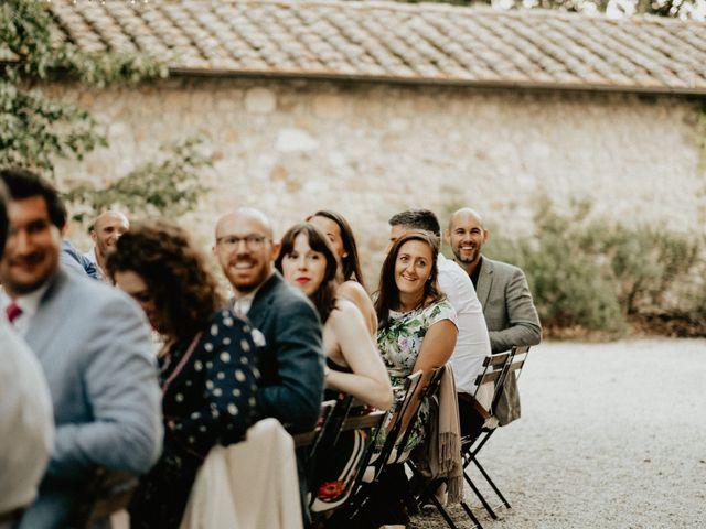 Il matrimonio di Dogue e Katie a Volterra, Pisa 80