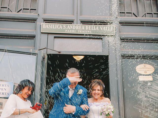 Il matrimonio di Alessandro e Silvia a Roma, Roma 26