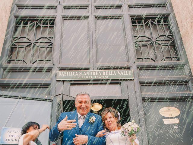 Il matrimonio di Alessandro e Silvia a Roma, Roma 27