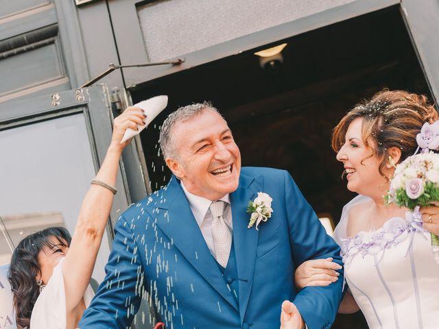 Il matrimonio di Alessandro e Silvia a Roma, Roma 28