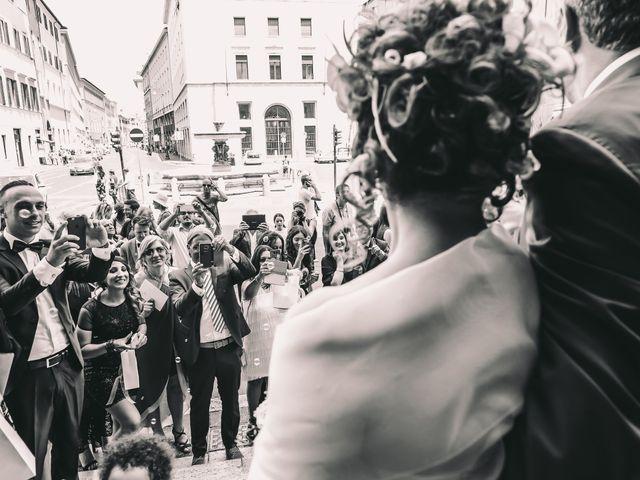 Il matrimonio di Alessandro e Silvia a Roma, Roma 29