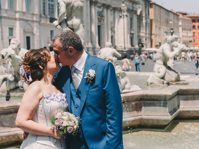 Il matrimonio di Alessandro e Silvia a Roma, Roma 30