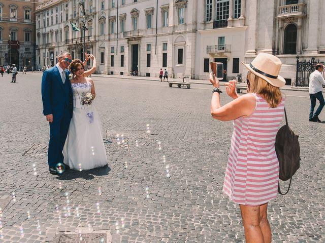 Il matrimonio di Alessandro e Silvia a Roma, Roma 31