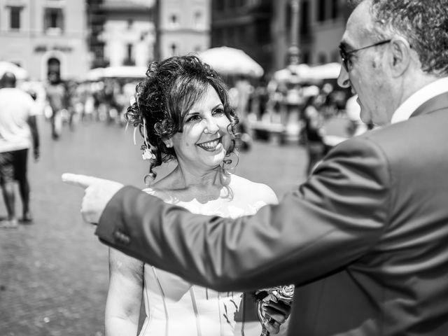 Il matrimonio di Alessandro e Silvia a Roma, Roma 33