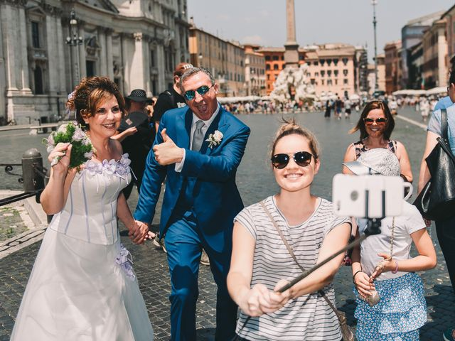 Il matrimonio di Alessandro e Silvia a Roma, Roma 34