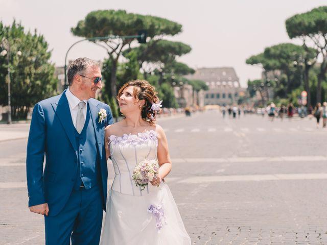 Il matrimonio di Alessandro e Silvia a Roma, Roma 36
