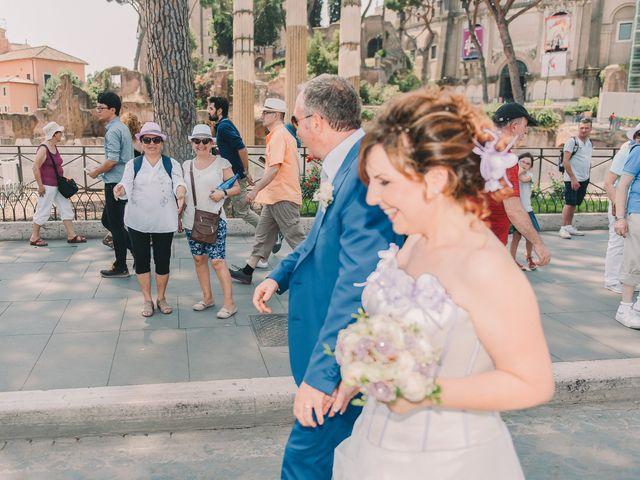 Il matrimonio di Alessandro e Silvia a Roma, Roma 37