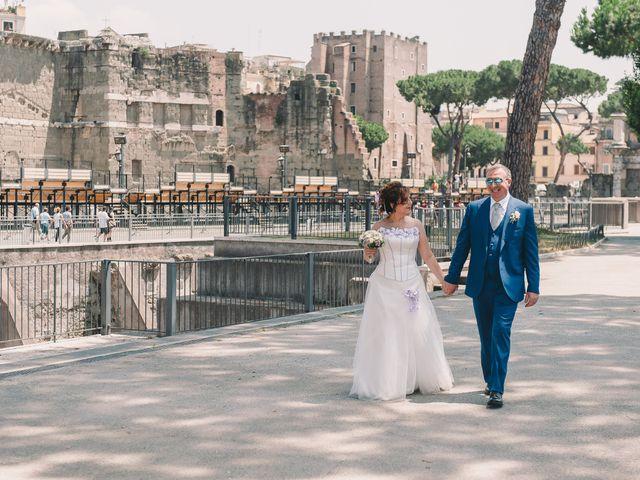 Il matrimonio di Alessandro e Silvia a Roma, Roma 38