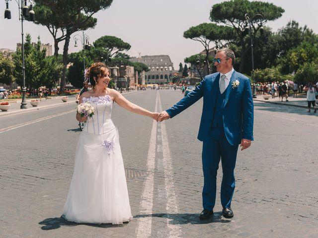 Il matrimonio di Alessandro e Silvia a Roma, Roma 39