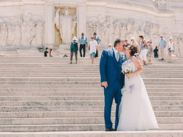 Il matrimonio di Alessandro e Silvia a Roma, Roma 40