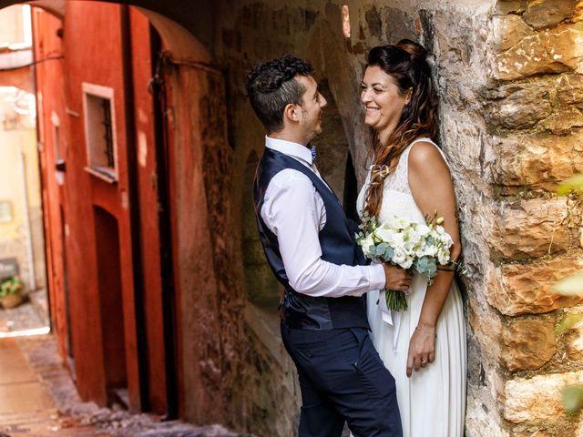 Il matrimonio di Mattia e Andrea a Cervo, Imperia 1