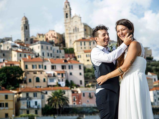 Il matrimonio di Mattia e Andrea a Cervo, Imperia 8