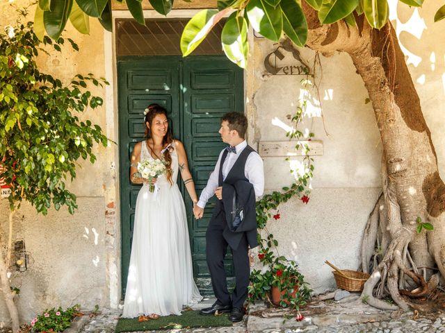 Il matrimonio di Mattia e Andrea a Cervo, Imperia 11