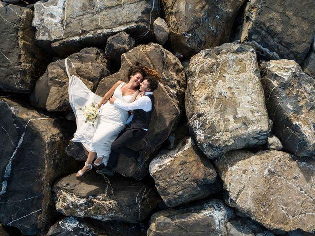 Il matrimonio di Mattia e Andrea a Cervo, Imperia 17