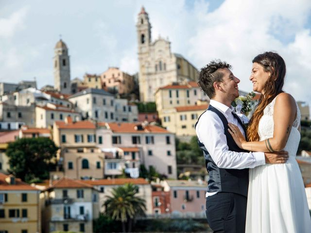 Il matrimonio di Mattia e Andrea a Cervo, Imperia 22