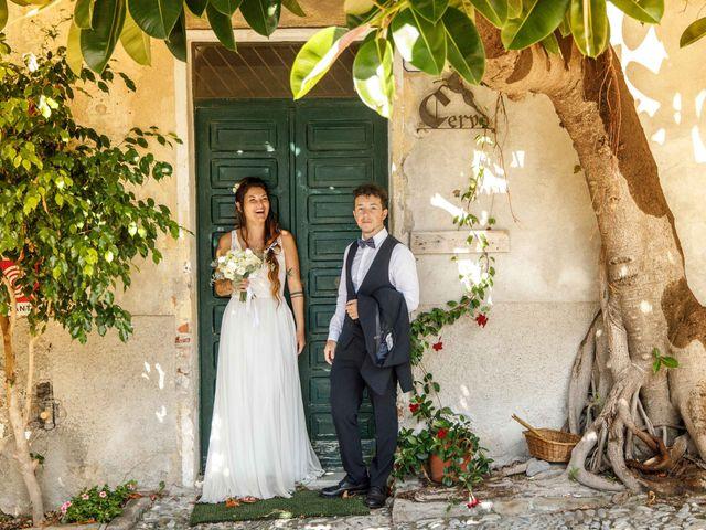 Il matrimonio di Mattia e Andrea a Cervo, Imperia 24