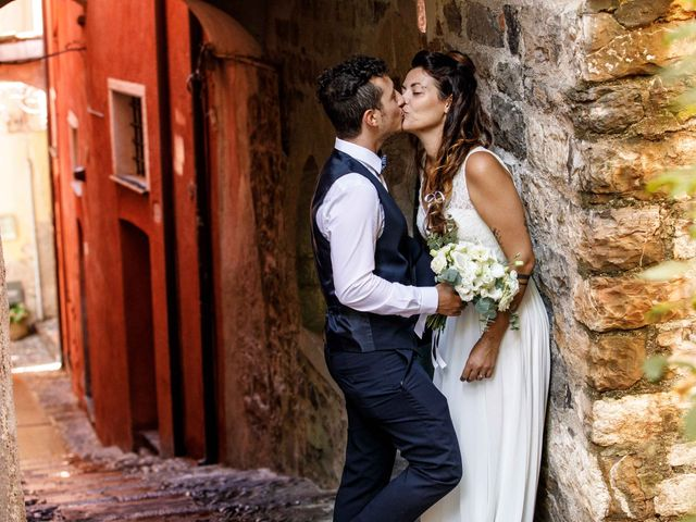 Il matrimonio di Mattia e Andrea a Cervo, Imperia 25
