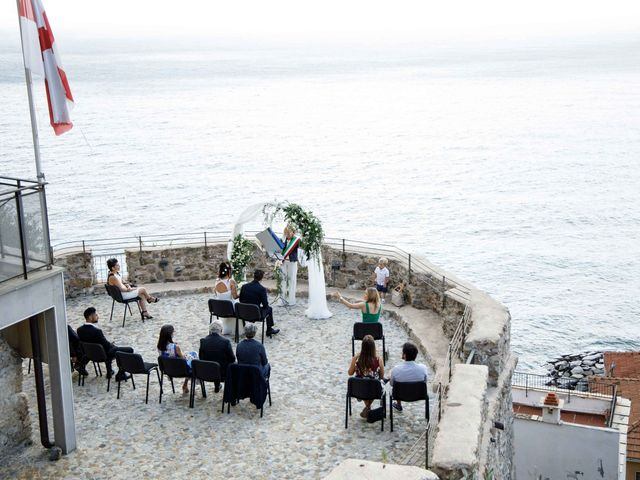 Il matrimonio di Mattia e Andrea a Cervo, Imperia 75
