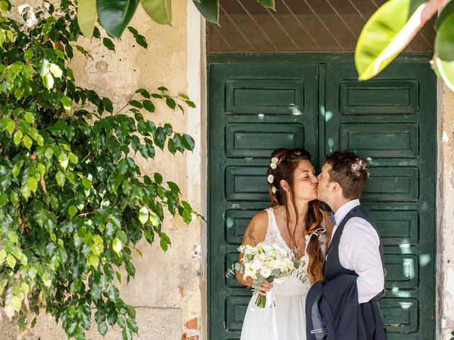 Il matrimonio di Mattia e Andrea a Cervo, Imperia 101