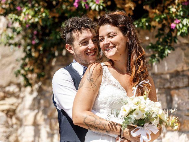 Il matrimonio di Mattia e Andrea a Cervo, Imperia 104