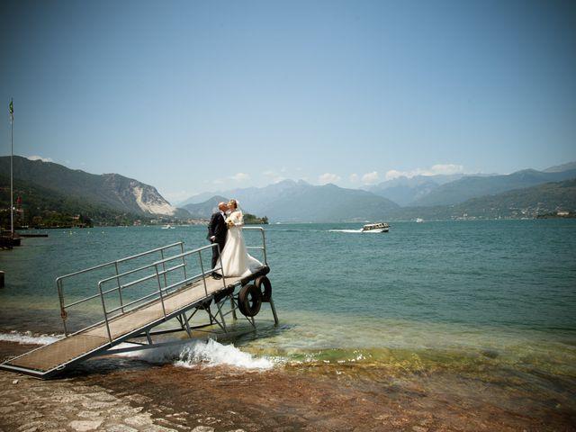 Le nozze di Chiara e Alfio