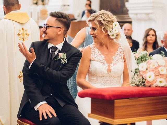 Il matrimonio di Vincenzo e Alessandra a Ispica, Ragusa 18
