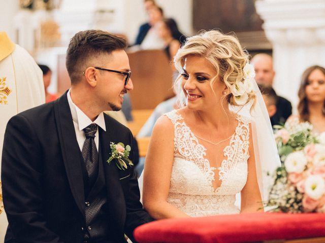 Il matrimonio di Vincenzo e Alessandra a Ispica, Ragusa 19