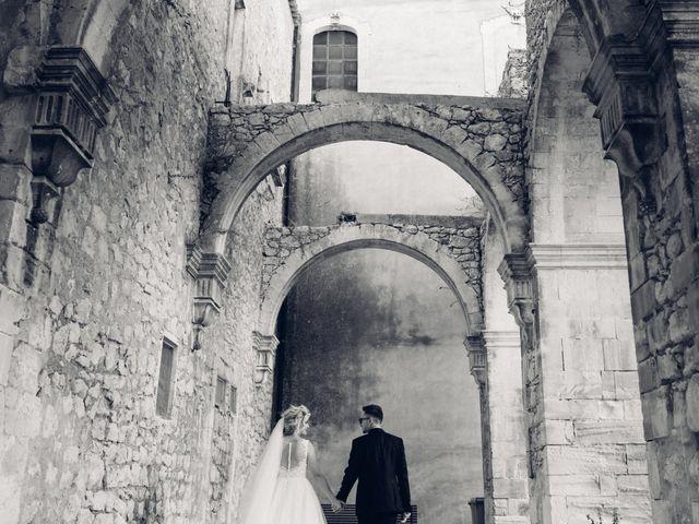 Il matrimonio di Vincenzo e Alessandra a Ispica, Ragusa 23