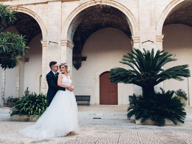 Il matrimonio di Vincenzo e Alessandra a Ispica, Ragusa 26
