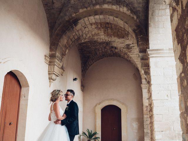Il matrimonio di Vincenzo e Alessandra a Ispica, Ragusa 29