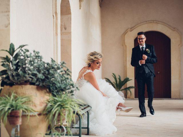 Il matrimonio di Vincenzo e Alessandra a Ispica, Ragusa 30