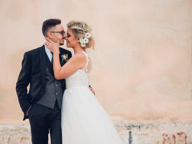 Il matrimonio di Vincenzo e Alessandra a Ispica, Ragusa 34