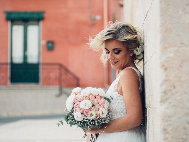 Il matrimonio di Vincenzo e Alessandra a Ispica, Ragusa 35