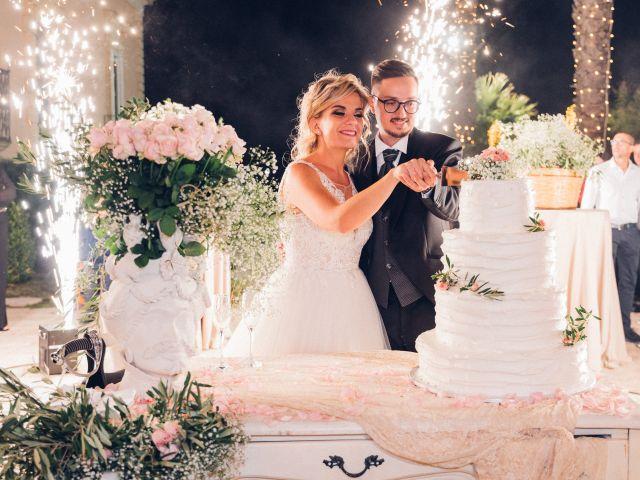 Il matrimonio di Vincenzo e Alessandra a Ispica, Ragusa 44