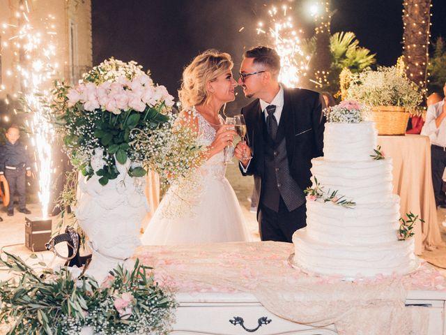 Il matrimonio di Vincenzo e Alessandra a Ispica, Ragusa 45