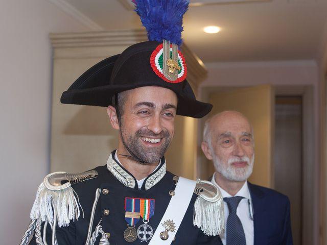 Il matrimonio di Michela e Michele a Montazzoli, Chieti 4