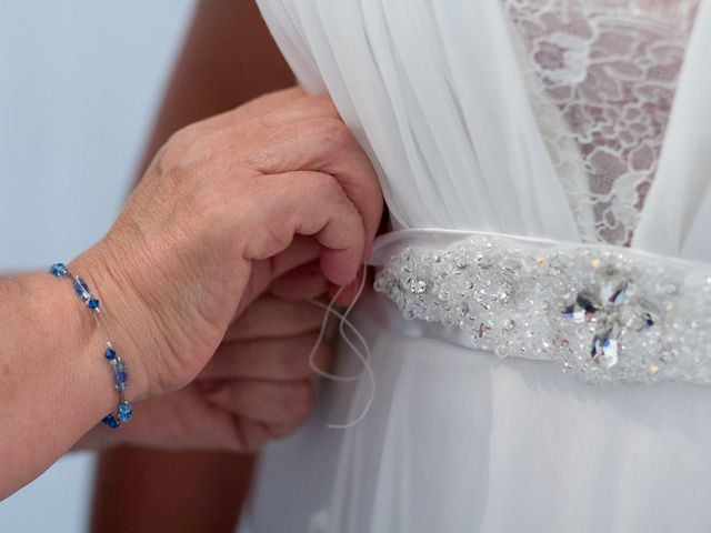 Il matrimonio di Michela e Michele a Montazzoli, Chieti 8