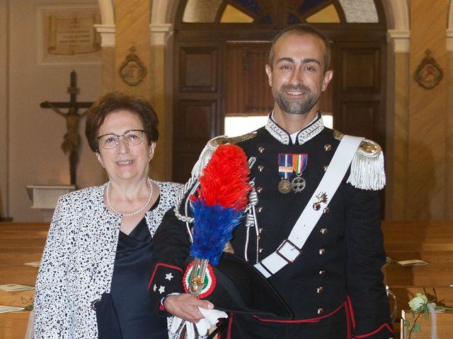 Il matrimonio di Michela e Michele a Montazzoli, Chieti 12