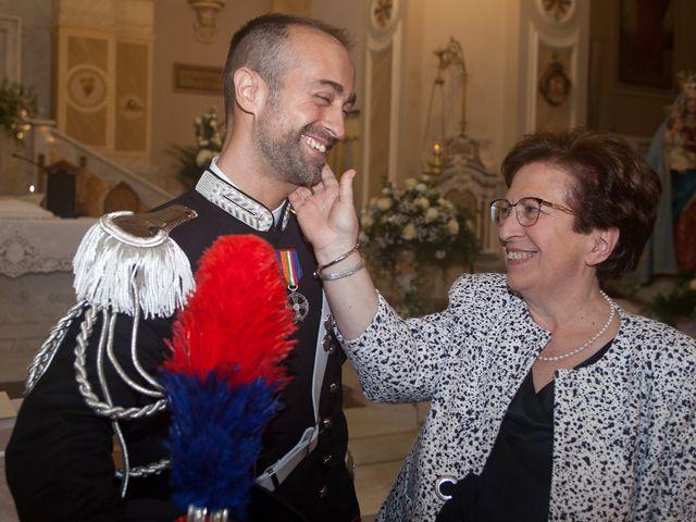 Il matrimonio di Michela e Michele a Montazzoli, Chieti 13