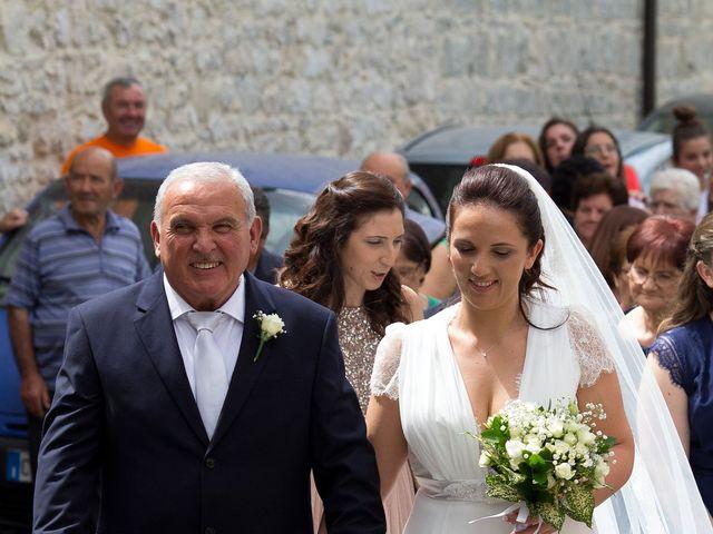 Il matrimonio di Michela e Michele a Montazzoli, Chieti 15