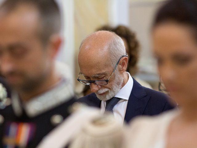Il matrimonio di Michela e Michele a Montazzoli, Chieti 17