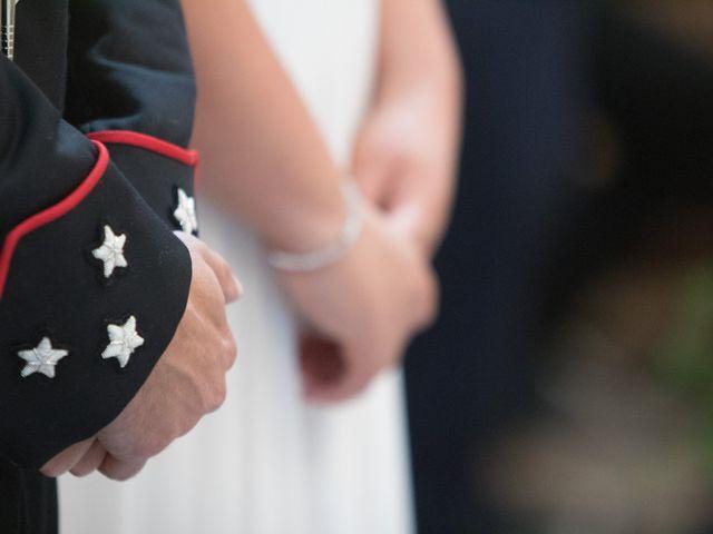 Il matrimonio di Michela e Michele a Montazzoli, Chieti 18