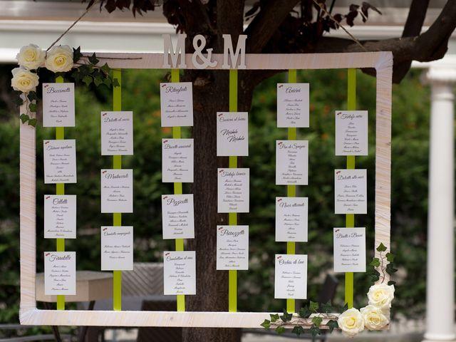 Il matrimonio di Michela e Michele a Montazzoli, Chieti 22