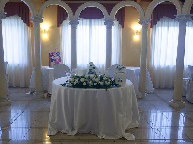 Il matrimonio di Michela e Michele a Montazzoli, Chieti 23