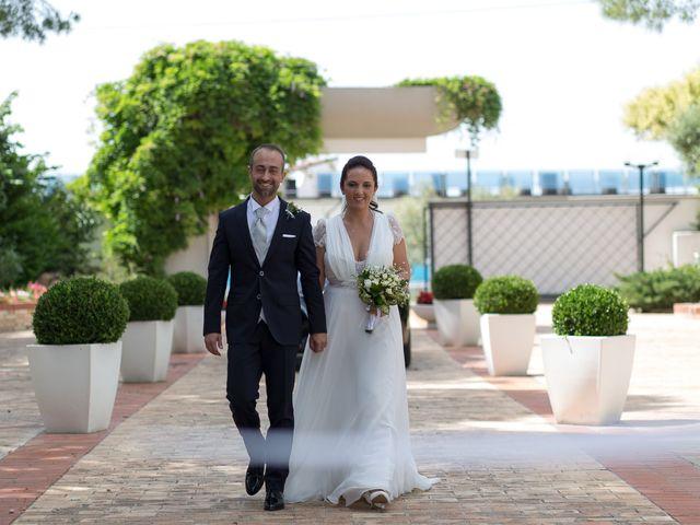 Il matrimonio di Michela e Michele a Montazzoli, Chieti 24