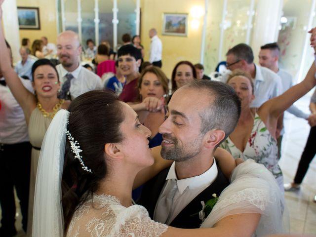 Il matrimonio di Michela e Michele a Montazzoli, Chieti 25