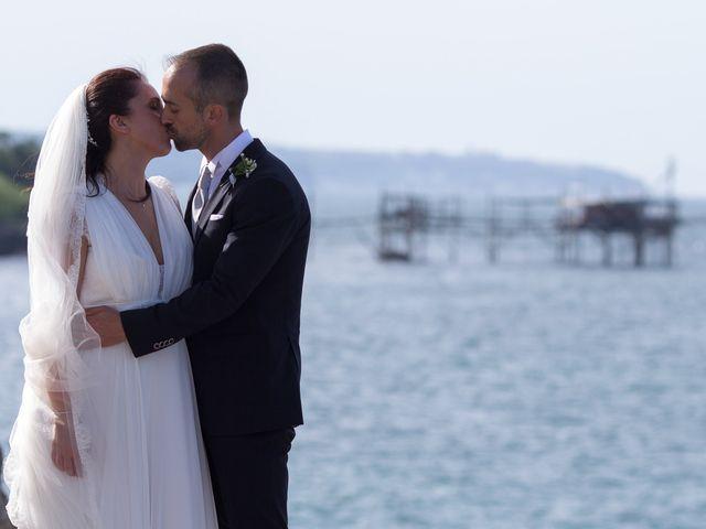 Il matrimonio di Michela e Michele a Montazzoli, Chieti 27
