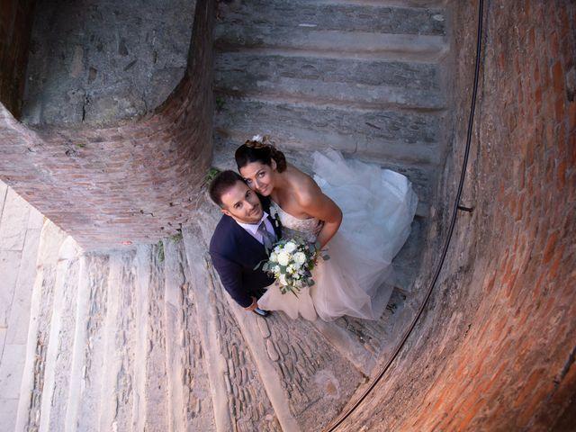 Le nozze di Alex e Benedetta